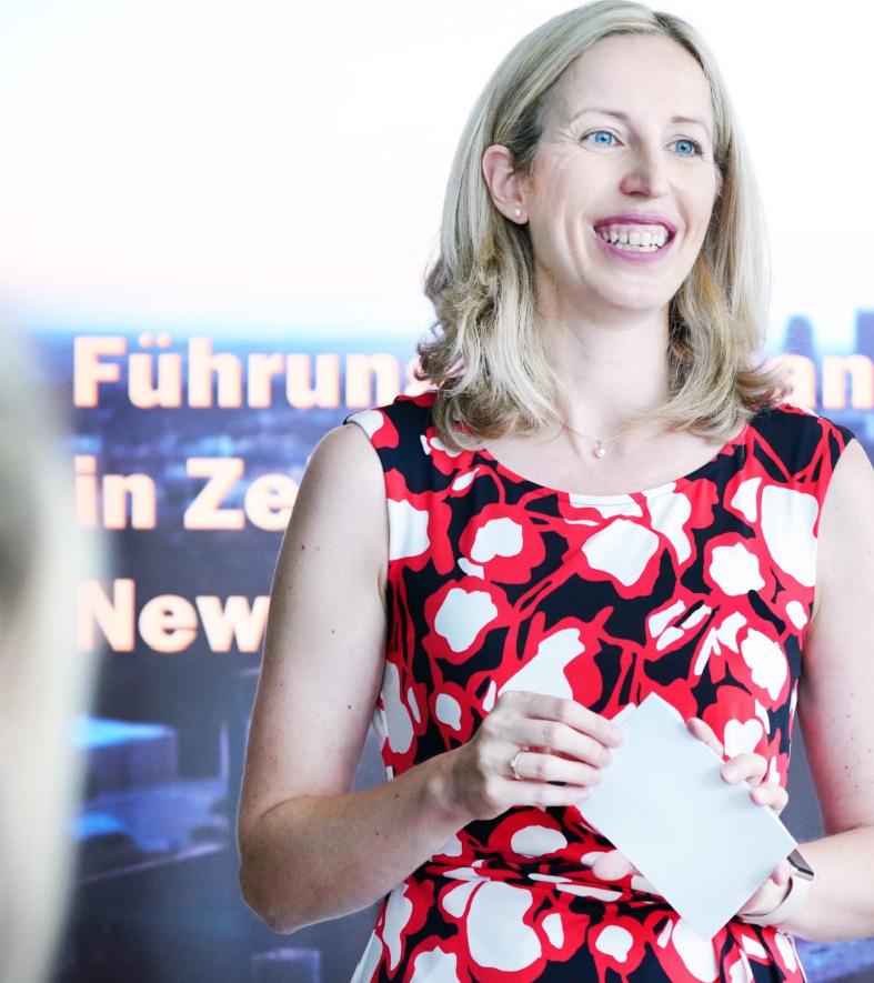 Leadership Speakerin