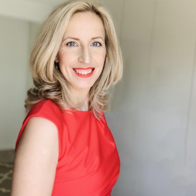 Madeleine Kühne, Leadership Speakerin