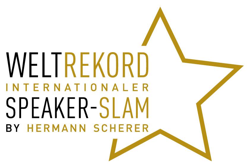 Weltrekord Speaker-Slam